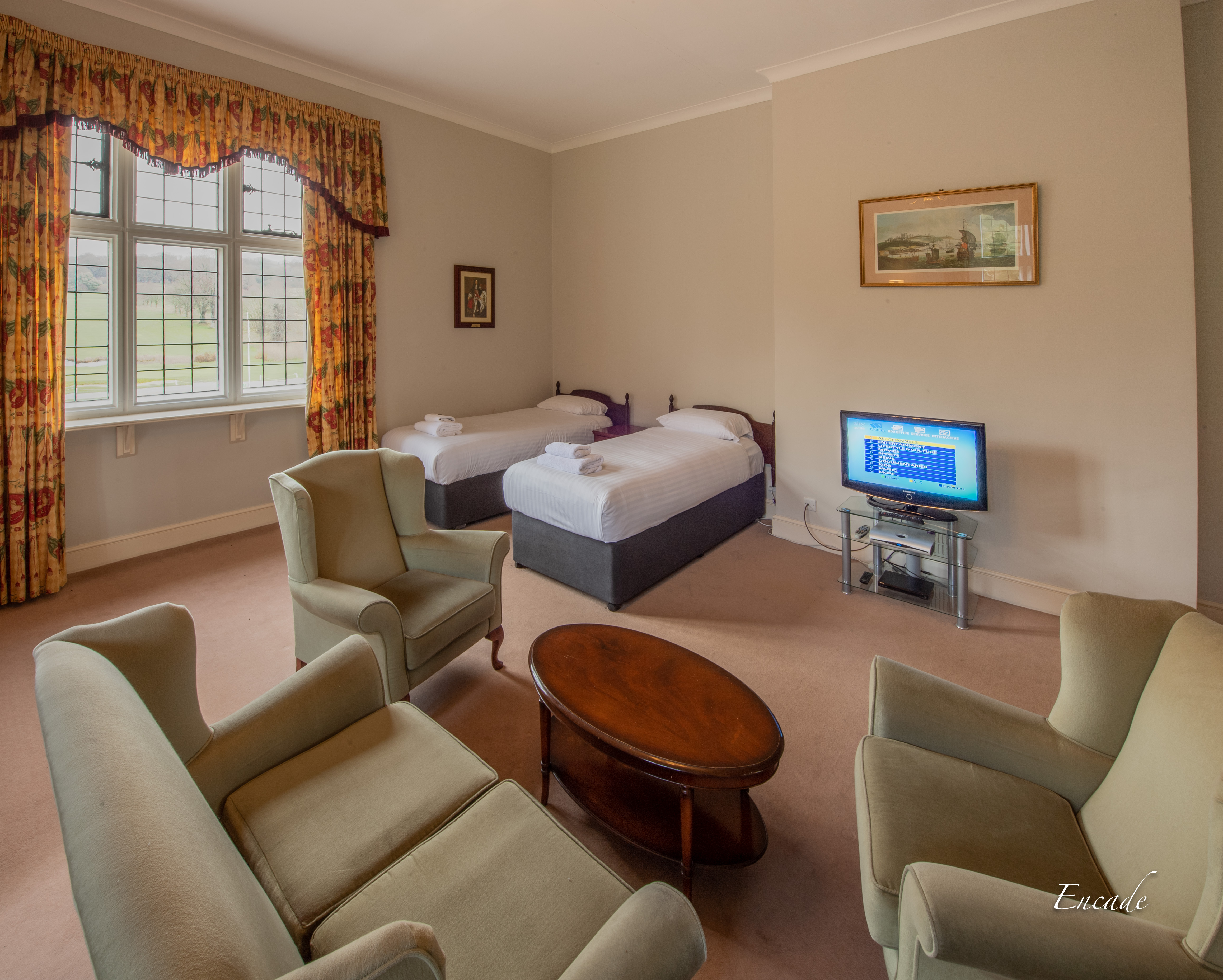 Broome Park Family Room